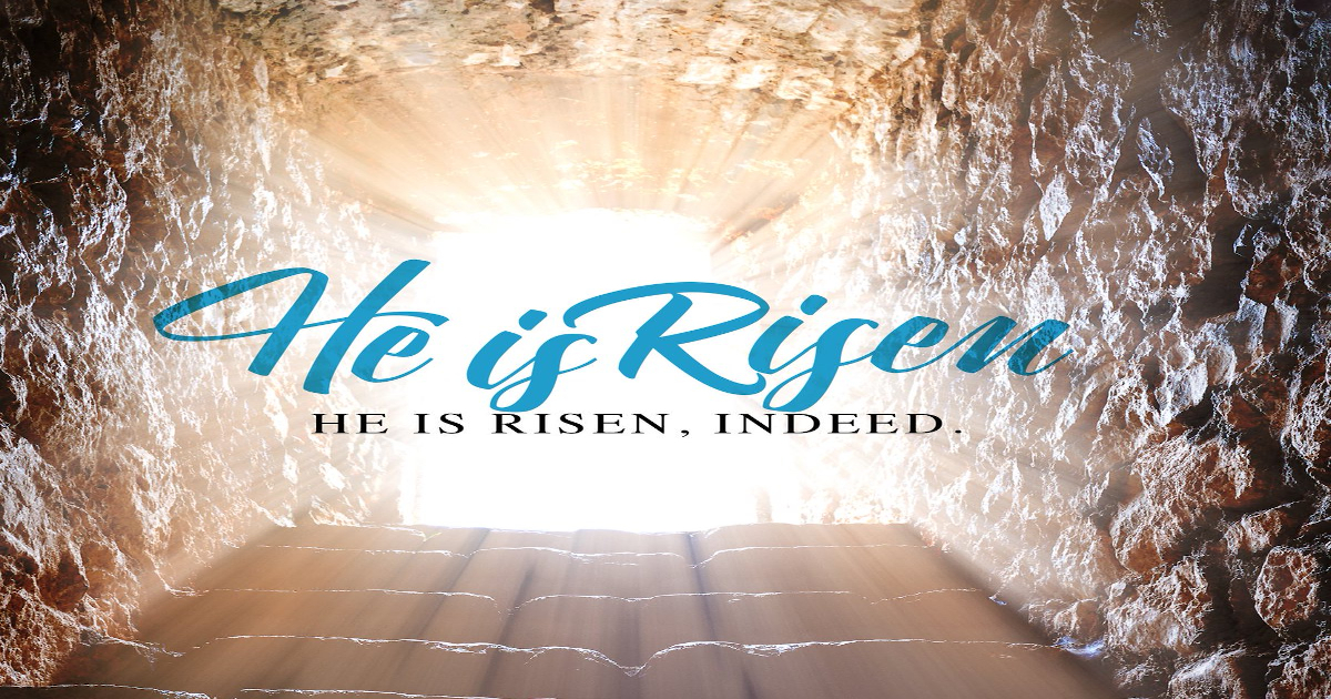 Easter Sunday – 2018