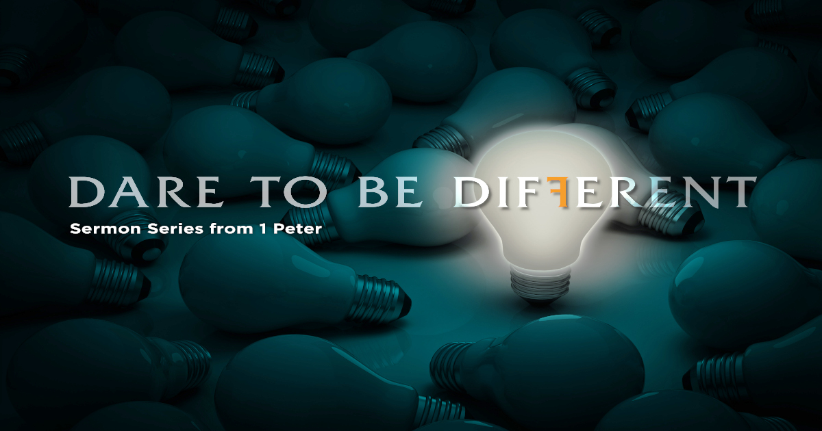 Dare To Be Different – Part 4